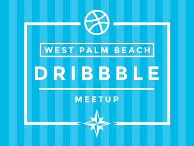 Dribbble Meetup for West Palm Beach, Florida