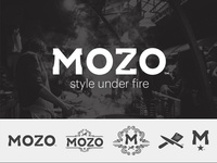 Mozo Shoes branding