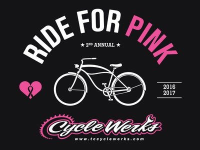 Ride For Pink