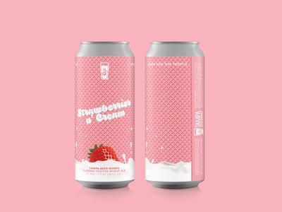 Beer Label Design for Tampa Beer Works