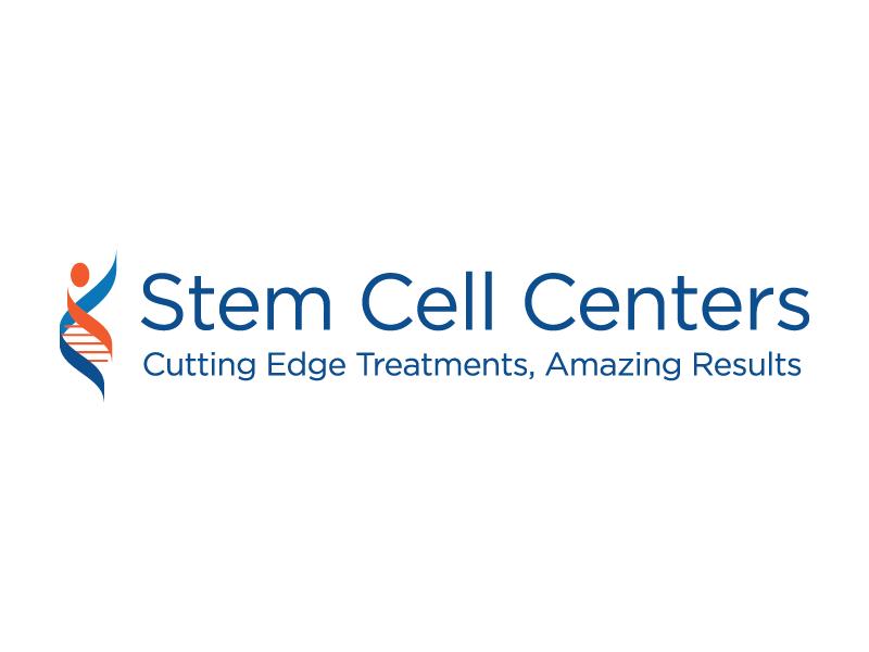 Stem Cell Centers Rebranding 2016 by Anna Rowe for Zipline