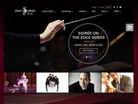 Spokane Symphony Website Redesign