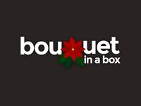 Bouquet in a Box Christmas Logo