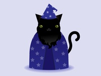 Cat Wizard