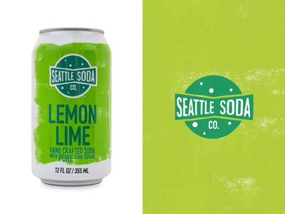 Seattle Soda - Lemon Lime