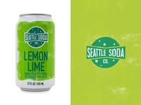 Seattle Soda - Lemon Lime