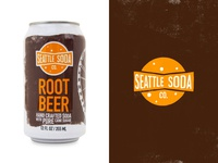 Seattle Soda - Root Beer