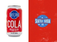 Seattle Soda - Cola