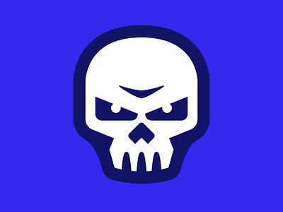 Skull Logo Concept skull logo brand identity logodesign graphic design art illustrator icon vector logo illustration design branding