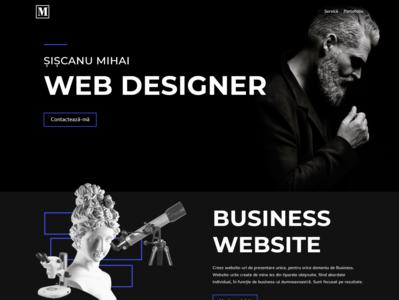 Freelacer Web Designer   mihaisiscanu.com web moldova chisinau website design portofolio freelance web development freelancer web designers web developer web designer web design