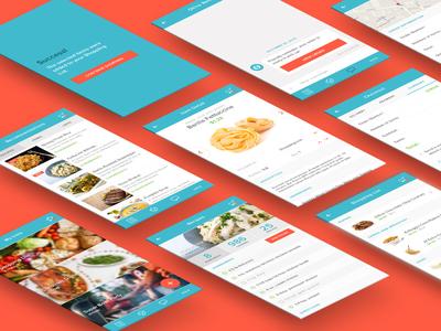 Groceries iOS App