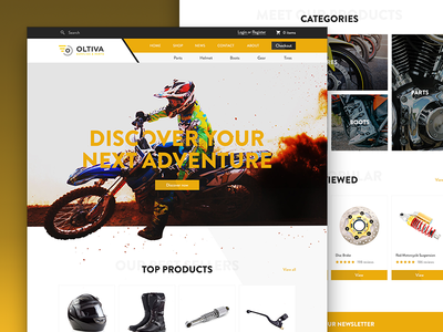 B2B Ecommerce Website