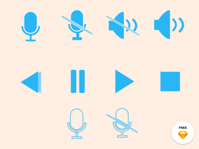 Icon Music Freebies