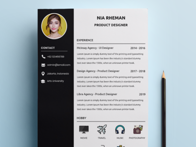 CV - Freebies