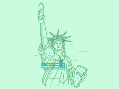 Armpit Of Liberty