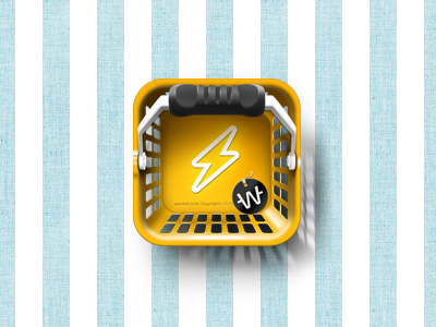Quicket Icon Yellow