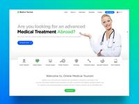 Medical Tourism Website