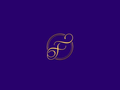 F from Flavor clean typography flavor f letter f letter logo f logo