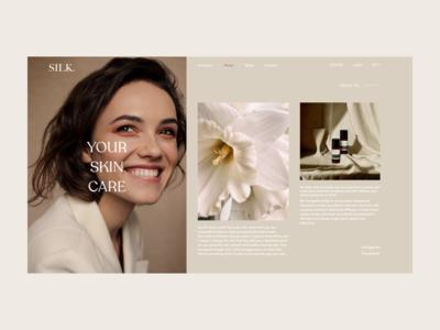 Silk Skin Care