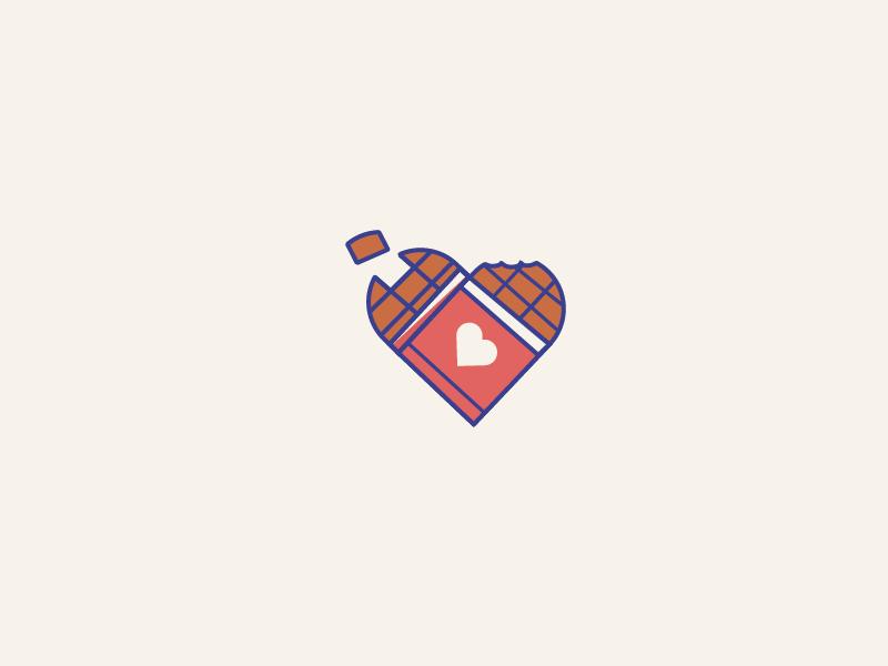 Happy Valentine love choco chocolate valentine