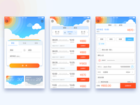 App for buy air tickets