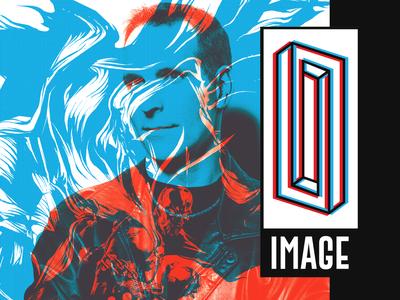 'Image Comics' Redesign [University Project]