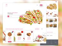 Order food online web app