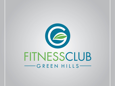 Fitness club in cottage town