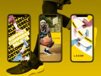 Client Ads Spotlight — Lasso Compression Socks