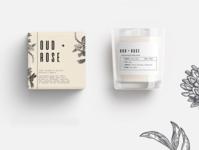 Luxury Candle Branding & Elements