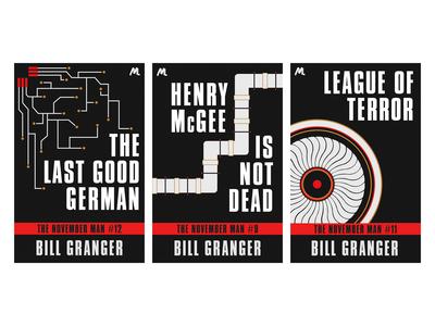 Bill Granger redesigns