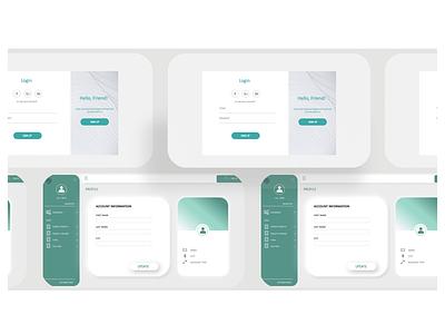 Capstone Design ui web design php html css