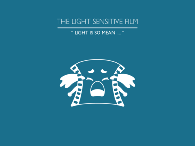 The light sensitive film