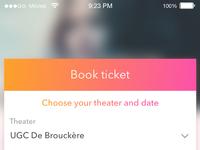 Choose theater