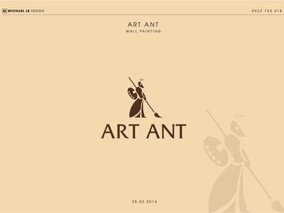 Art Ant Logo Design