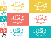 Your Almost Favorite Colors