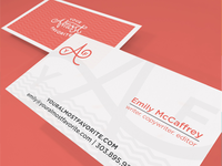 Your Almost Favorite Business Cards