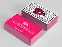 Business cards for Bien Machin