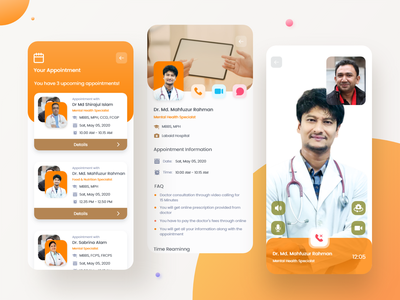Fitme - One stop sollution for fitness lover trend trendy design health clean online booking medical appointment doctors appointment clean ui medical camera video call chat call appointment doctor gym ux ui fitness app
