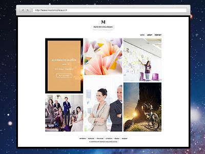 My new portfolio html5 design css photoshop ui design ux design interface design graphic design ux ui web design web