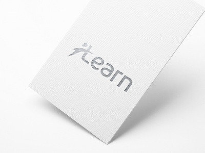 ilearn graphic design logos design vector branding identity lettering typography corporate logo design clean logo
