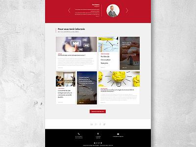 Intercourtage corporate simple photoshop ui design ux design design interface design ux ui web web design clean