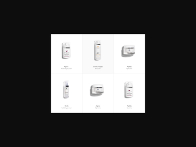 Beauty / Makeup Ecommerce — Web Design Exploration website concept website design web design webdesign website web typography type ski modern minimalistic minimal makeup designer design dermatology concept design conceptual concept beauty