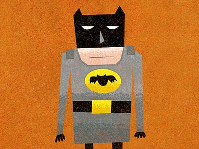 Unimpressed Batman unimpressed superhero character illustration batman