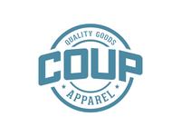 Coup Apparel Logo
