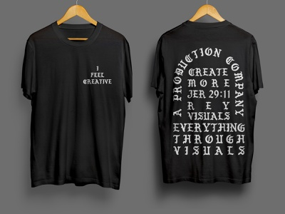 I Feel Creative Shirt Design tshirt tshirt design podcast ifc podcast apparel clothing design