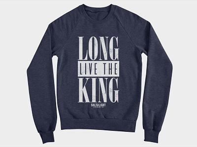 Long Live The King sweater crewneck king god jesus clothing apparel