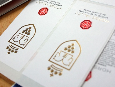 Horse Valley by the Labelmaker bulgarian wine horse valley strategic branding wine branding jordan jelev the labelmaker best wine label wine label design wine packaging wine label