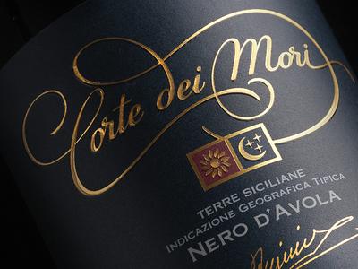 Corte dei Mori by the Labelmaker