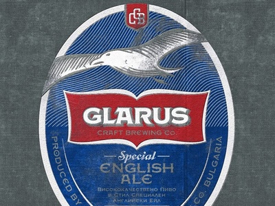 Glarus Craft Brewing Co. by the Labelmaker